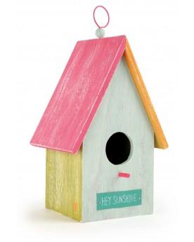 Maison pour oiseaux Hey Sunshine Jardin  –Serpent à Lunettes