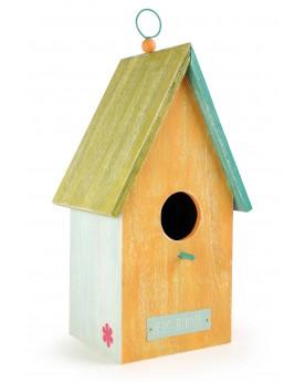 Maison pour oiseaux Hello Birdie Jardin  –Serpent à Lunettes