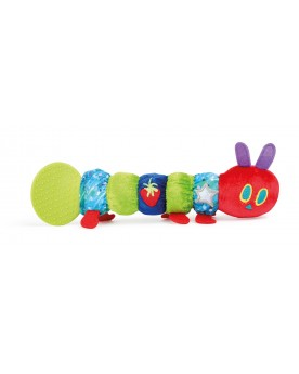 """Hochet et jouet pour la dentition \\""""La chenille qui fait des trous\\"""" Hochets  –Serpent à Lunettes"""