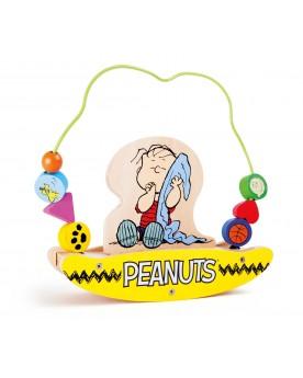 Peanuts Circuit de motricité Jouets de motricité  –Serpent à Lunettes