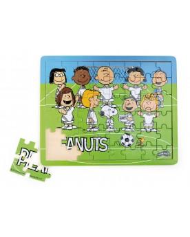 Peanuts Puzzle Football Puzzles  –Serpent à Lunettes