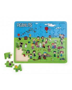 Peanuts Puzzle Aire de jeu Puzzles  –Serpent à Lunettes