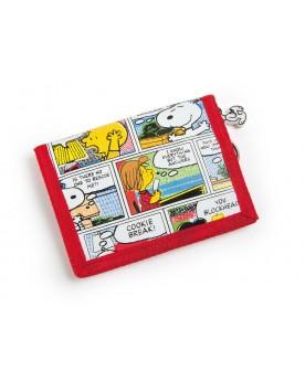 Snoopy Porte-monnaie Vie pratique  –Serpent à Lunettes