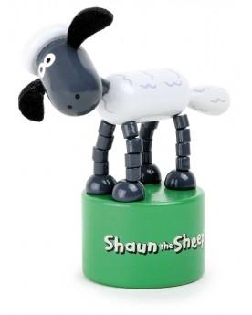 Shaun le mouton Poussoir Jouets de motricité  –Serpent à Lunettes