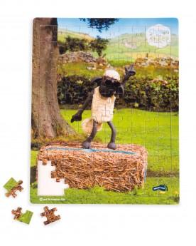 Shaun le mouton Puzzle Cours de danse Puzzles  –Serpent à Lunettes
