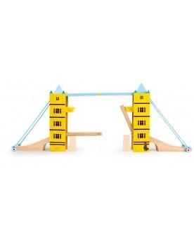 L´Ours Paddington Set de jeu Tower Bridge Circuits et véhicules  –Serpent à Lunettes