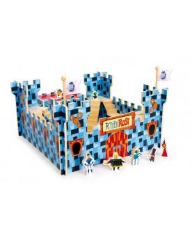 """Château-fort \\""""Ritter Rost\\"""" Le Chevalier Rouillé Maisons de jeux  –Serpent à Lunettes"""