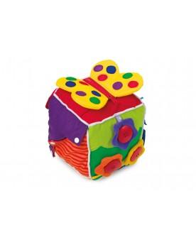 Cube bébé Sélection Crèche  –Serpent à Lunettes