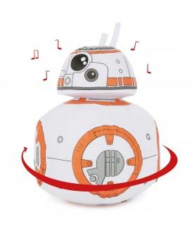 Star Wars BB-8 en peluche avec effets sonores LEGLER / SMALLFOOT  –Serpent à Lunettes