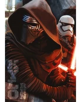 Star Wars Puzzle Kylo Ren & Stromtrooper, 1000 pièces Puzzles  –Serpent à Lunettes