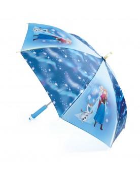 Parapluie «Reine des neiges» avec éclairage Vie pratique  –Serpent à Lunettes