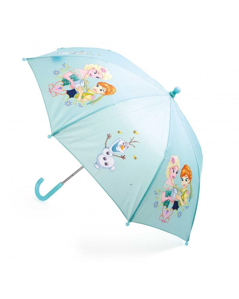 Parapluie La Reine des Neiges «Elsa et Anna» Vie pratique  –Serpent à Lunettes