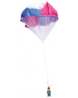 Parachutiste Cerfs-volants, raquettes...  –Serpent à Lunettes
