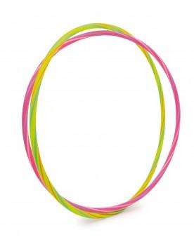 Hula Hoop «Fluo» Cerfs-volants, raquettes...  –Serpent à Lunettes