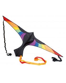 Cerf-volant «PhénixArc-en-ciel» Cerfs-volants, raquettes...  –Serpent à Lunettes