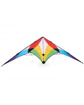Cerf-volant «Multicolore» Cerfs-volants, raquettes...  –Serpent à Lunettes