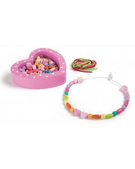 Bracelet de perles à faire soi-même Loisirs créatifs, construction, science  –Serpent à Lunettes