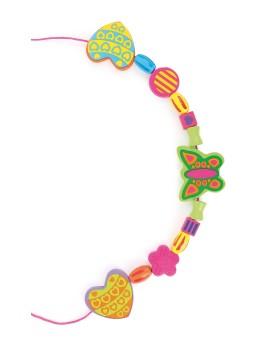 """Perles à enfiler \\""""Champs de fleurs\\""""  Loisirs créatifs, construction, science  –Serpent à Lunettes"""