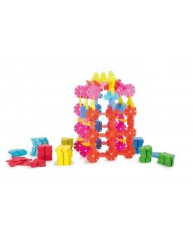 Jeu d'assemblage «Formes géométriques 240» Jouets à assembler  –Serpent à Lunettes