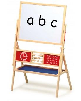 Tableau multifonctionnel Tableaux éducatifs  –Serpent à Lunettes