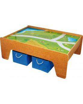 Table de jeu Mobilier  –Serpent à Lunettes