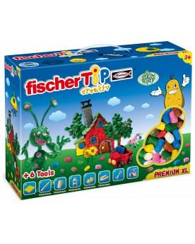 Fischer TiP Premium Boîte XL Loisirs créatifs, construction, science  –Serpent à Lunettes