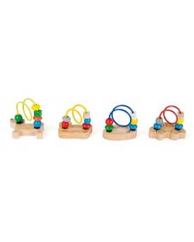 Circuits de motricité Mini Jouets de motricité  –Serpent à Lunettes