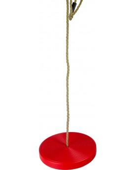 Balançoire rouge Balançoires et portiques  –Serpent à Lunettes