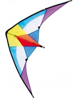 Cerf-volant «Eric» Cerfs-volants, raquettes...  –Serpent à Lunettes