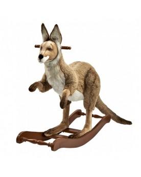 Kangourou à bascule HANSA  –Serpent à Lunettes