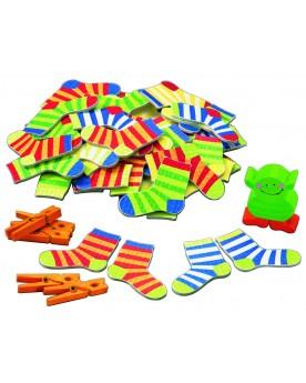 Rafle de chaussettes Pour 2 et plus  –Serpent à Lunettes