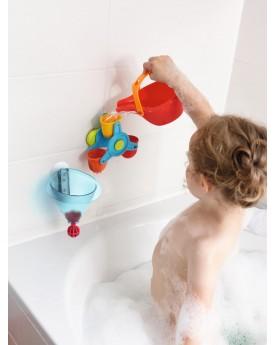 Les plaisirs du bain: Effets d'eau Eveil aquatique  –Serpent à Lunettes