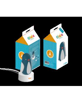 Veilleuse pingouin Vie pratique  –Serpent à Lunettes