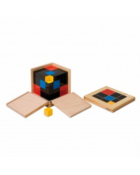 Cube trinomial Mathématiques  –Serpent à Lunettes
