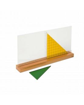 Support pour mesure de hauteur (cm) Mathématiques  –Serpent à Lunettes