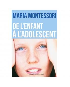 De l'enfant à l'adolescent Montessori  –Serpent à Lunettes
