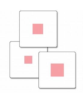 Cartes de base pour la Tour rose Sensoriel  –Serpent à Lunettes