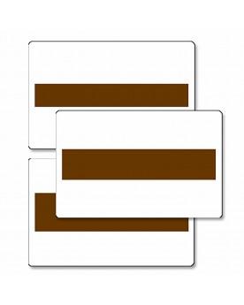 Cartes de base pour l'Escalier brun Sensoriel  –Serpent à Lunettes