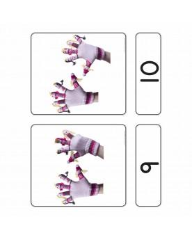 Je compte de 1 à 10 Mathématiques  –Serpent à Lunettes