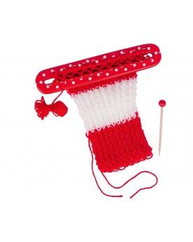 Cadre à tricoter Loisirs créatifs, construction, science  –Serpent à Lunettes