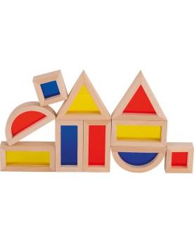Jeu de construction avec fenêtres Jouets à assembler  –Serpent à Lunettes