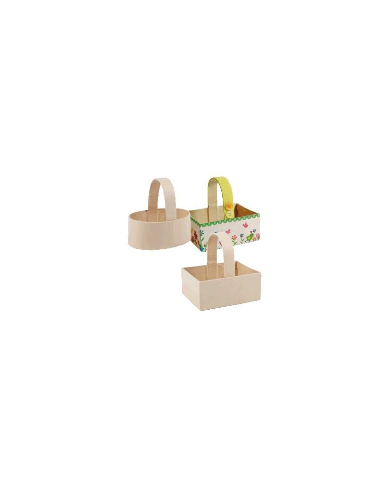 Paniers en carton Déjeuner et pique-nique  –Serpent à Lunettes