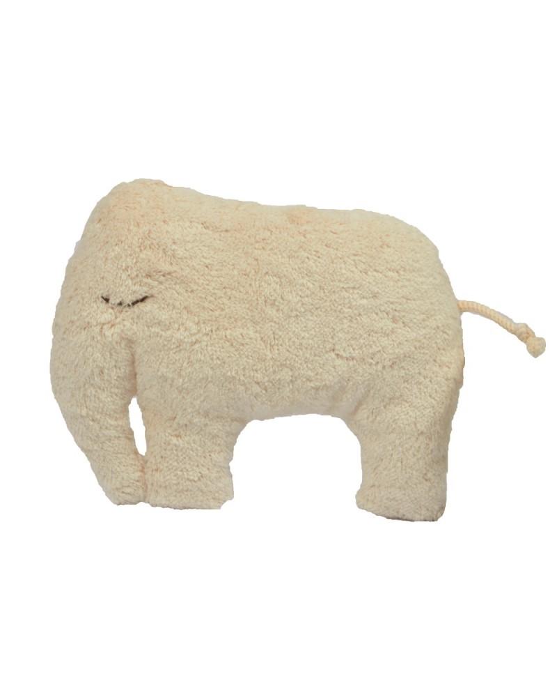 Coussin éléphant bio Vie pratique  –Serpent à Lunettes