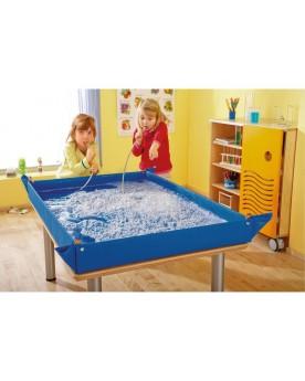 Bac flexible sable / eau (grande taille) Loisirs créatifs, construction, science  –Serpent à Lunettes