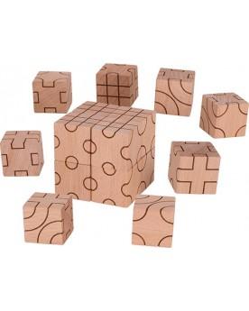 Jeu de construction Géométrie Jouets à assembler  –Serpent à Lunettes