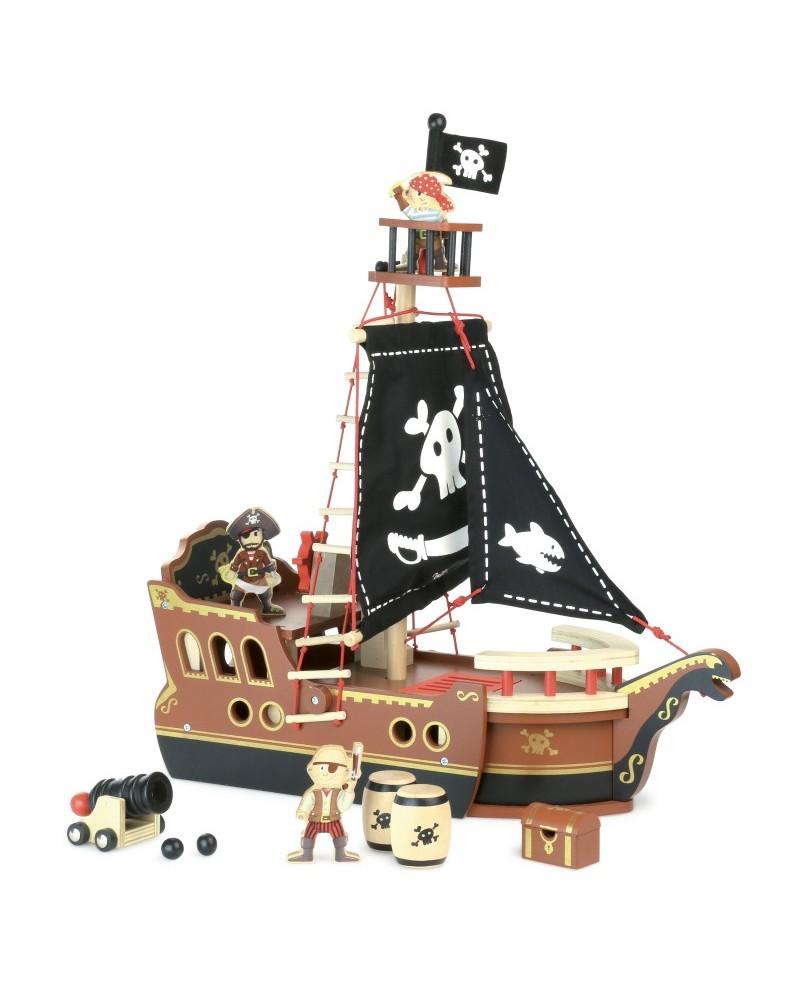 Ô mon bateau pirate ! Accueil  –Serpent à Lunettes