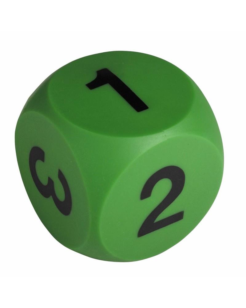 Dé géant vert Jeux XXL  –Serpent à Lunettes