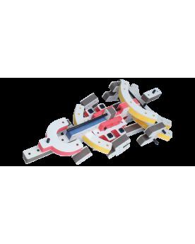 Kit de construction 45 pièces Jouets à assembler  –Serpent à Lunettes